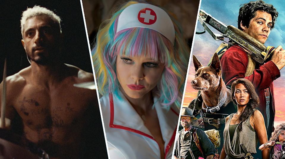 Sound of Metal, Promising Young Woman and Love and Monsters are all new to streaming this week (Amazon/Sky/Netflix)