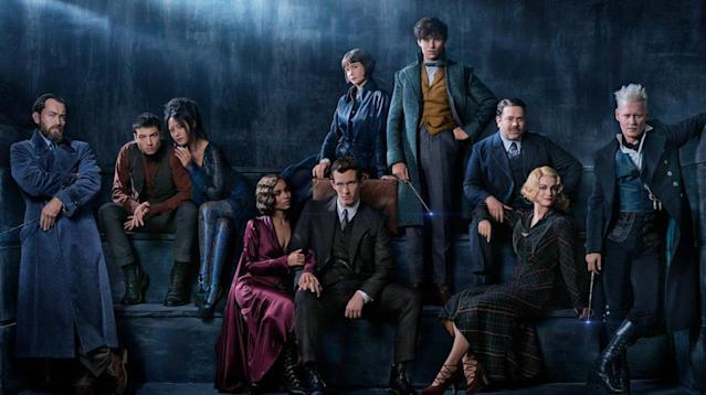 "Ever since fans were introduced to Newt Scamander (Eddie Redmayne) and his merry band of beasts, they have held their breath ― no Gillyweed required, by the way ― for news about the sequel to ""Fantastic Beasts and Where To Find Them."""