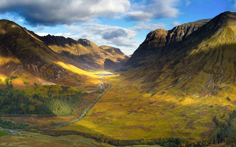 Glencoe - Getty