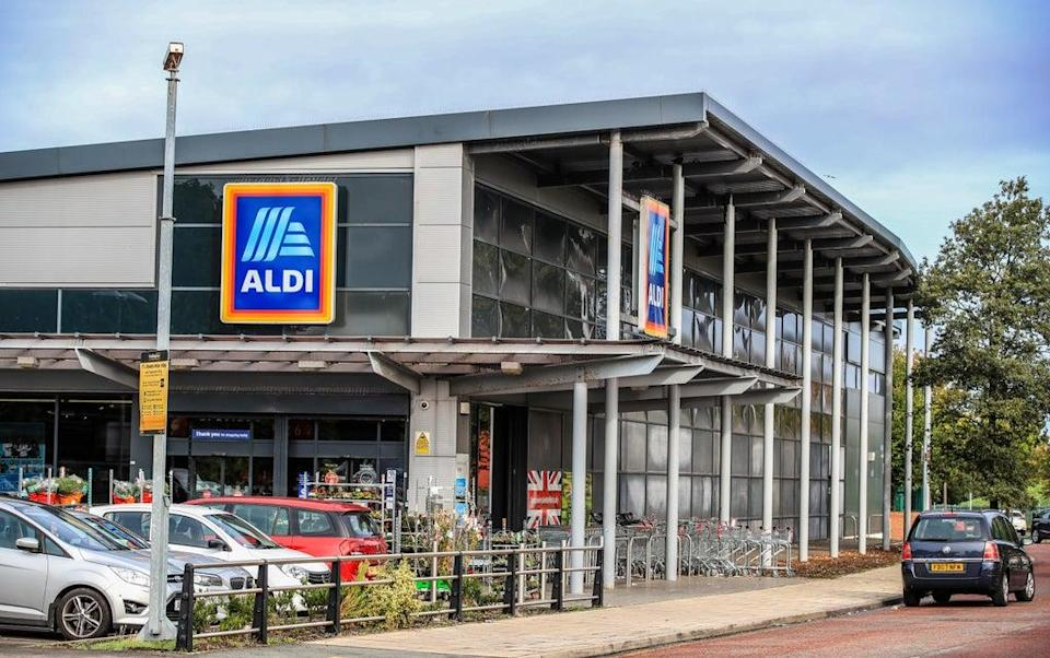 Aldi plans to create more jobs in the UK  (PA Wire)