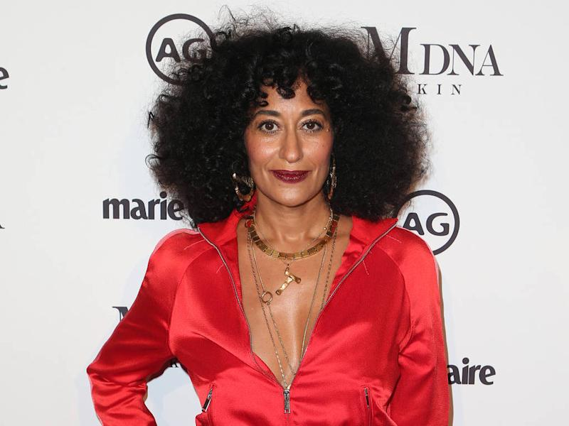 Tracee Ellis Ross: 'I used to beat my curls into submission'