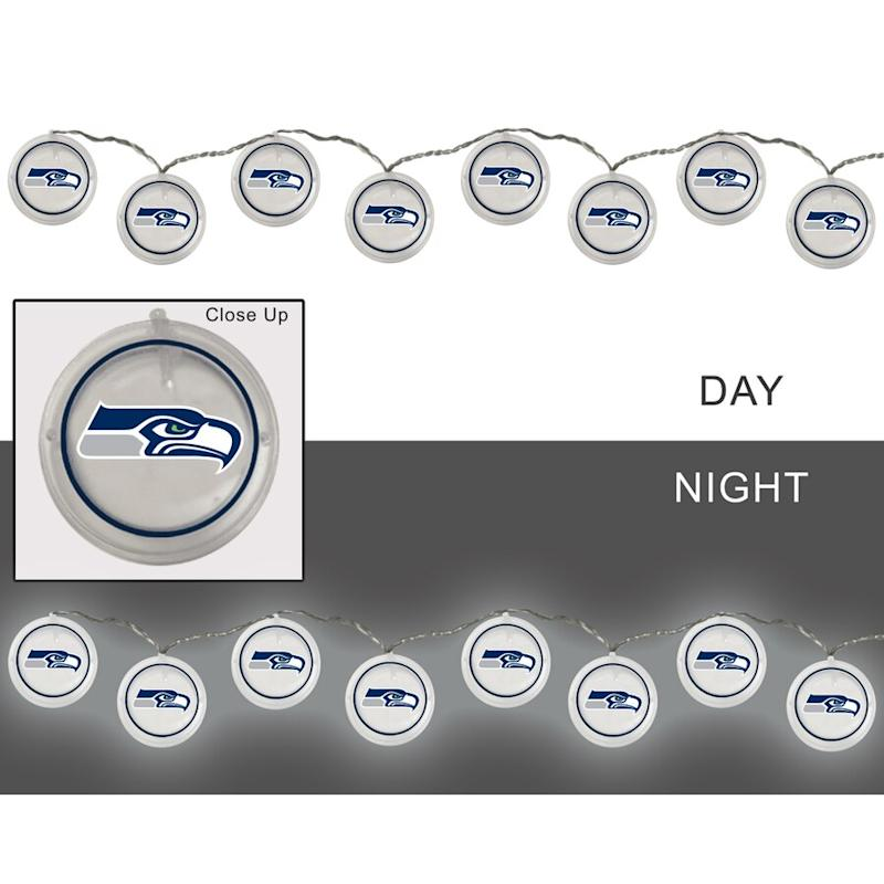 Seattle Seahawks String Lights
