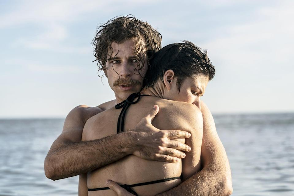 """<p>In this steamy Spanish romance, a young couple visit an old farmhouse that belonged to the woman's family, and it is there that they discover their shared genealogical roots and family histories, as well as a terrible secret that could threaten the future of their relationship.</p> <p><a href=""""http://www.netflix.com/title/81029383"""" class=""""link rapid-noclick-resp"""" rel=""""nofollow noopener"""" target=""""_blank"""" data-ylk=""""slk:Watch The Tree of Blood on Netflix now"""">Watch <b>The Tree of Blood</b> on Netflix now</a>.</p>"""