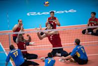 <p>If you want to watch a dream team in action, look no further than the Iran's Sitting Volleyball Team. A team absolutely stacked full of the best players in the world. And, as if that wasn't enough, they are spearheaded by the eight-foot-tall talismanic figure that is Morteza Mehrzadselakjani, who made his debut in Rio 2016 helping his team to their sixth Paralympic gold in this event. </p>