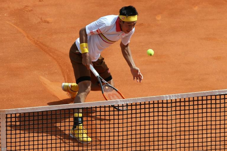 Kei Nishikori has struggled with injuries in recent months, but looked back on form against Berydch