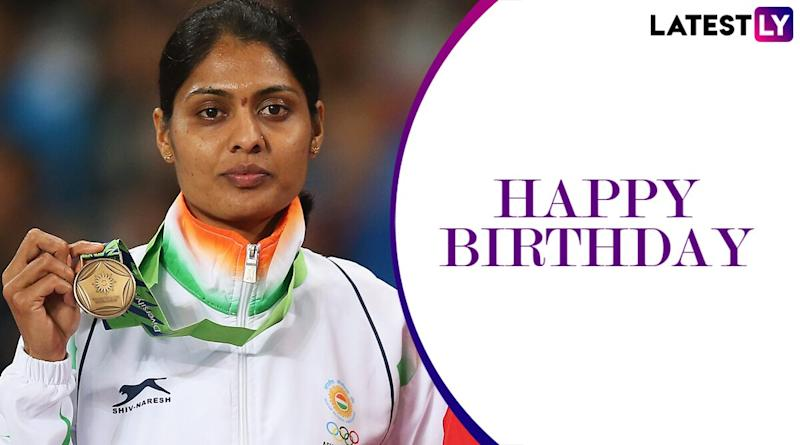 Lalita Babar Birthday Special: From Breaking PT Usha's Olympic Record to Dominating Long-Distance Marathon, Interesting Facts About Indian Athlete
