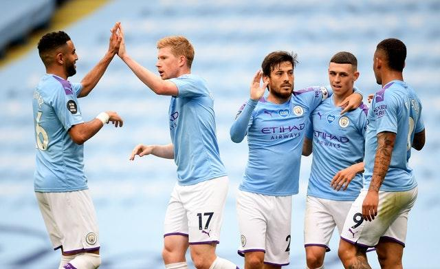 City have enjoyed some big wins since the season resumed