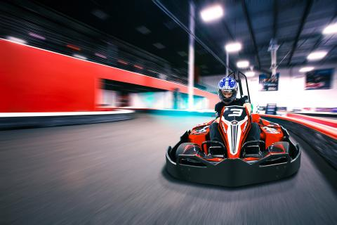 Outlier Acquires Interest and Board Seat With K1 Speed, the World's Largest Indoor Kart Racing Operator