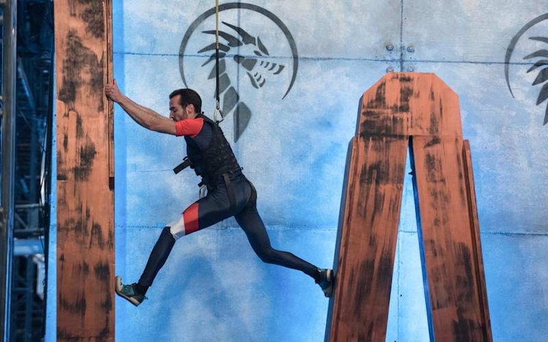 Parkour and climbing champions have taken part, and been found wanting by 'The Beast' - Netflix