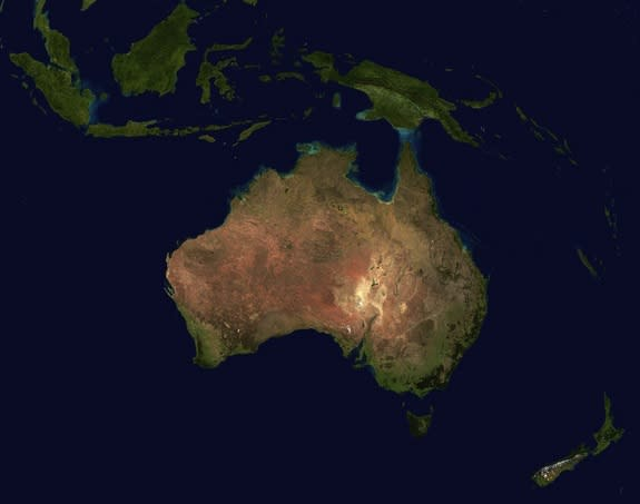Australia Wasn't Found By Accident, Study Suggests