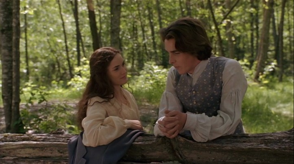 <p>Perhaps one of the most heart-wrenching proposals ever was when Jo March turned down Laurie in <em>Little Women</em>. Don't feel too bad for these two though, it eventually all worked out. Laurie married Jo's little sister, Amy, and Jo found happiness with Professor Bhaer. </p>