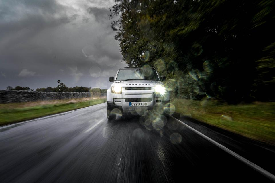 RTOTY20 - Land Rover Defender