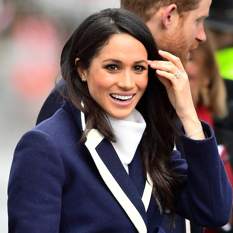 Calling All Meghan Markle Fans—You Can Now Get Your Hands on the Future Bride's Engagement Ring