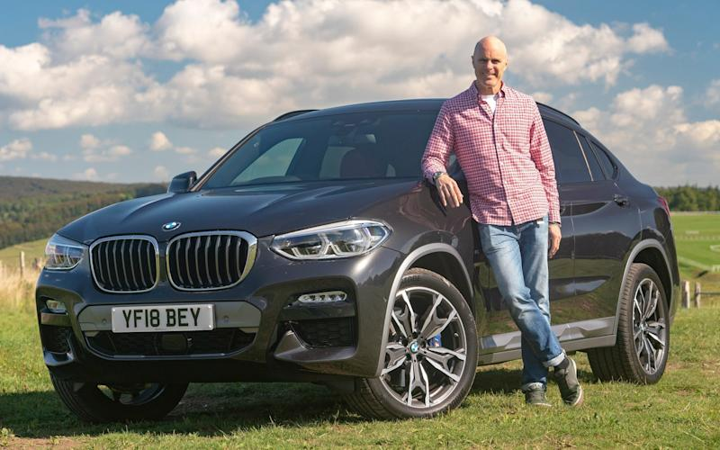 The BMW X4 has been a divisive car, but does it balance performance with practicality? - Andrew Crowley