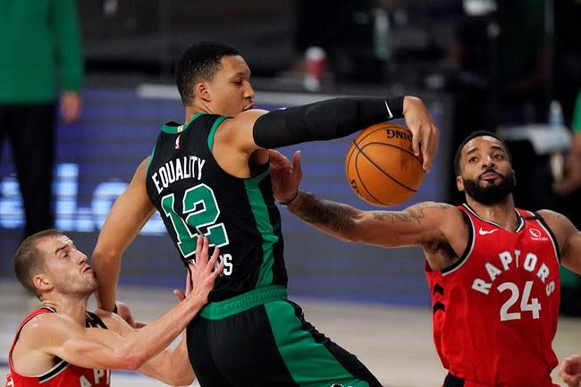 Raptors one loss away from elimination after ugly defeat against Celtics