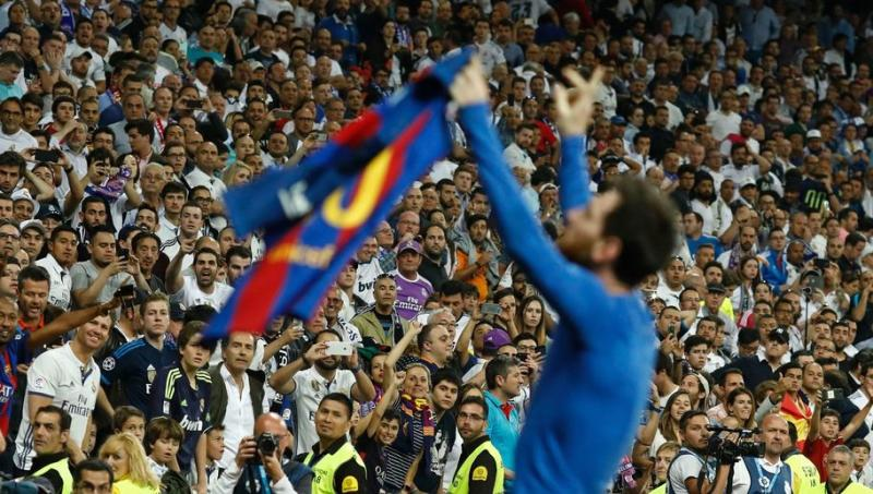 Lionel Messi's Celebration Amid El Clasico Triumph Leads to Barrage of Hilarious New Memes