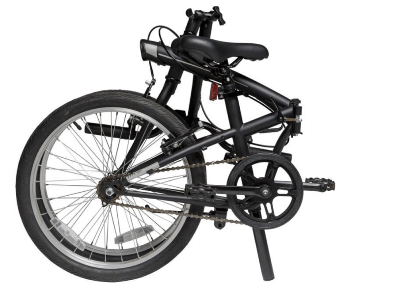 "Btwin tilt 100 20"" folding bike, S$200 [Best value]. PHOTO: Decathlon"