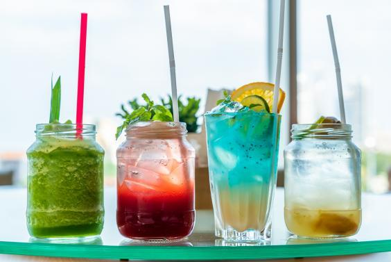 Alcohol-free cocktails will be popular in 2020 (Stock)
