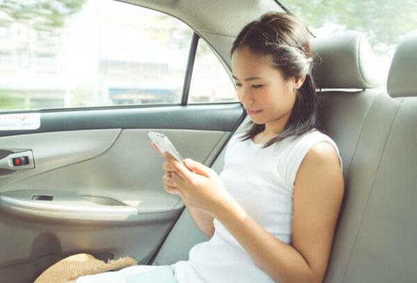 Grab Safety Features for Passengers