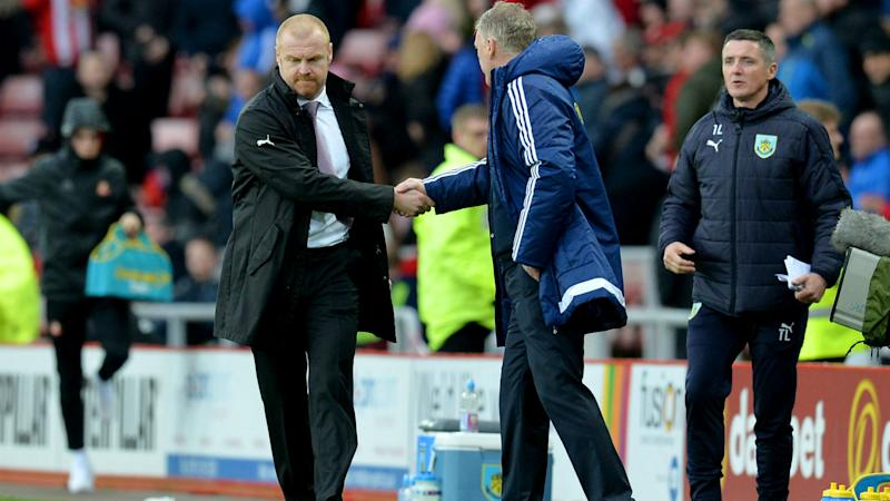 It's all good – Moyes not worried by owner's appearance at tepid Burnley draw
