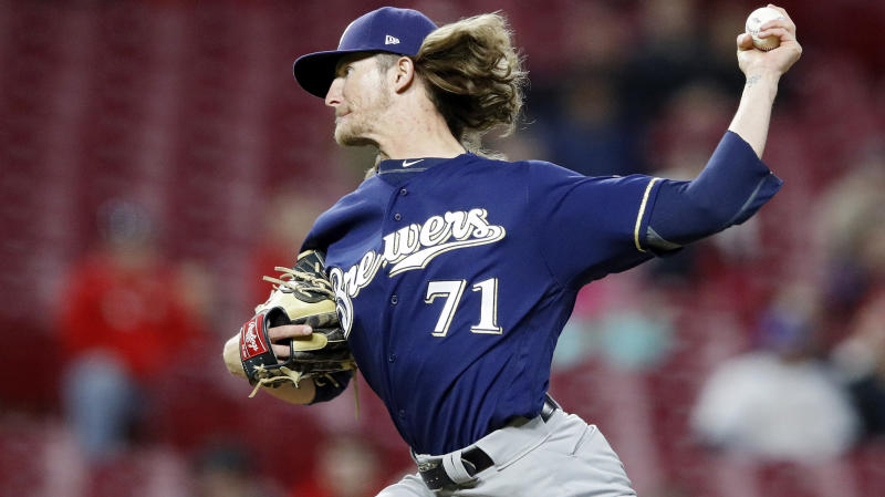 Brewers offering Hader aid?