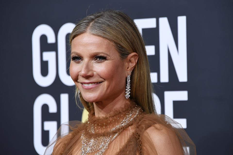 BEVERLY HILLS, CALIFORNIA - JANUARY 05:  Gwyneth Paltrow attends the 77th Annual Golden Globe Awards at The Beverly Hilton Hotel on January 05, 2020 in Beverly Hills, California. (Photo by Steve Granitz/WireImage)