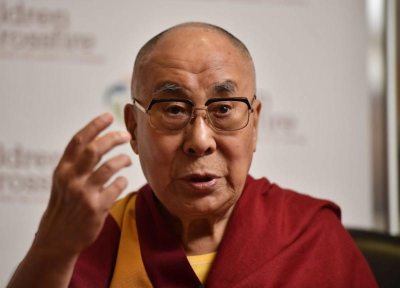 Dalai Lama Says Trump 'Lacks Moral Principle'