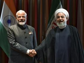 Are tensions in the Middle East causing more tension in the Indian markets?