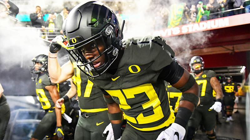 """Mario Cristobal on Oregon's secondary in 2020: """"We'll be in good shape"""""""