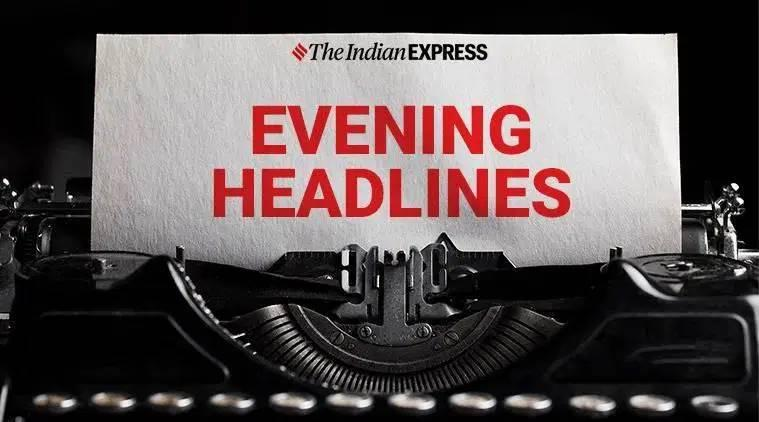 top evening news, top news today, haryana assembly election, maharashtra assembly election, pm modi in haryana, aarticle 370, aaditya thackeray, kamlesh tiwari, bsf constable's death, rahul gandhi playing cricket, indian express