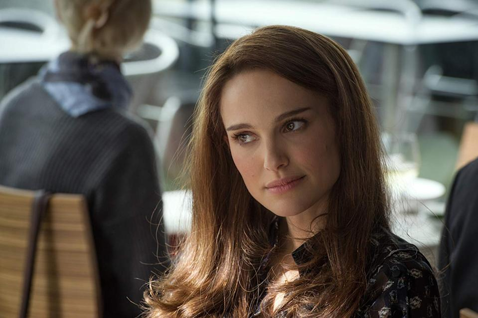 Natalie Portman as Jane Foster in Thor: The Dark World