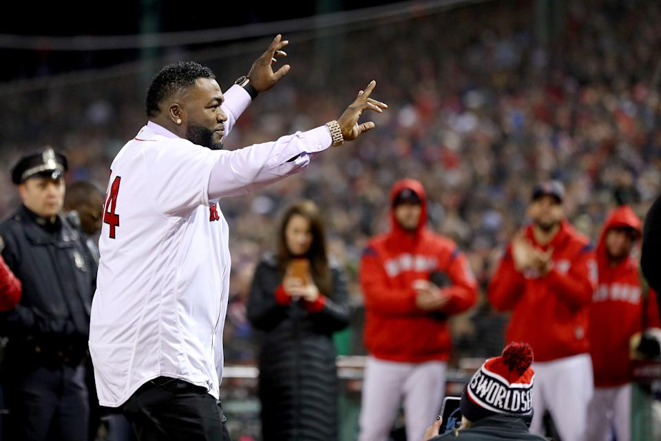 Many Dominicans are skeptical David Ortiz shooting was case of mistaken identity. (Photo by Maddie Meyer/Getty Images)