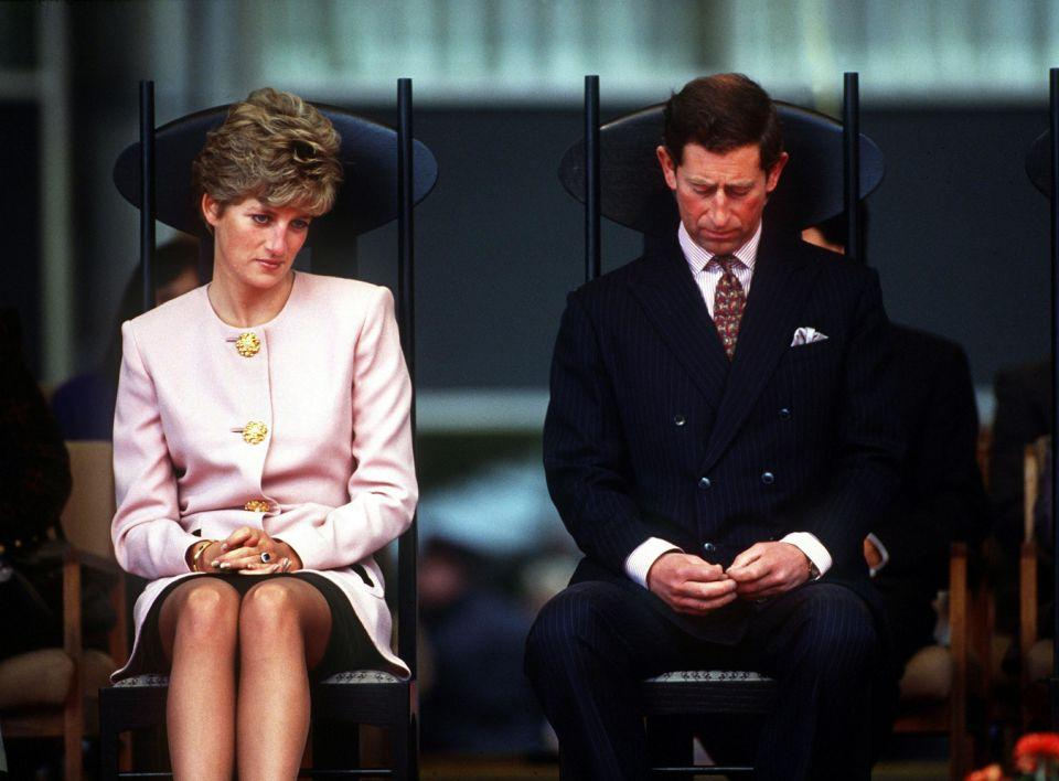 Di's biography lifted the lid on her fractured marriage to Prince Charles. Photo: Getty