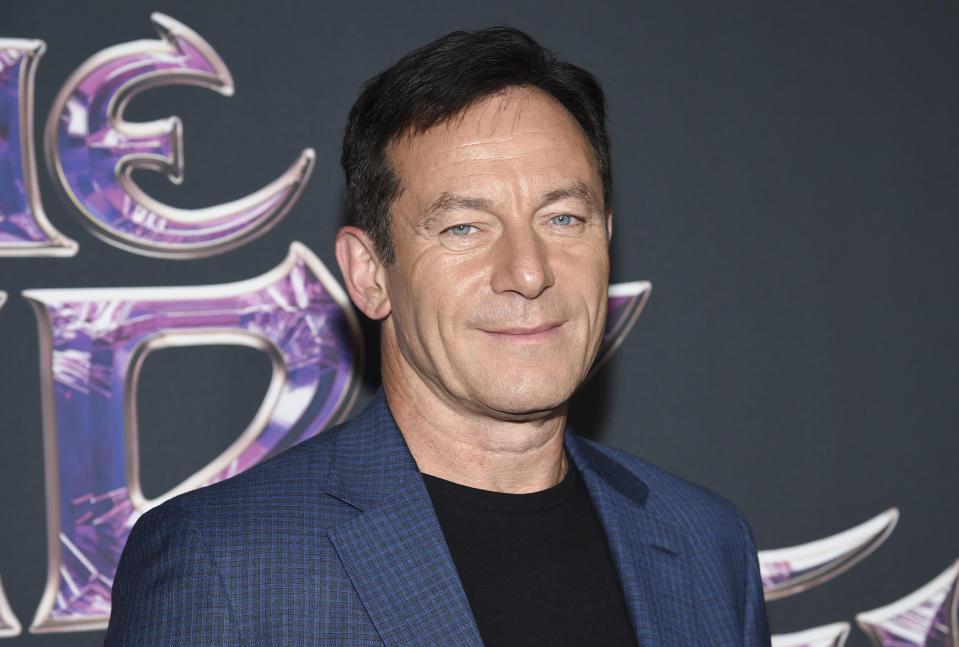 "Actor Jason Isaacs attends the premiere of Netflix's ""Dark Crystal: Age of Resistance"" at the Museum of the Moving Image on Tuesday, Aug. 27, 2019, in New York. (Photo by Evan Agostini/Invision/AP)"