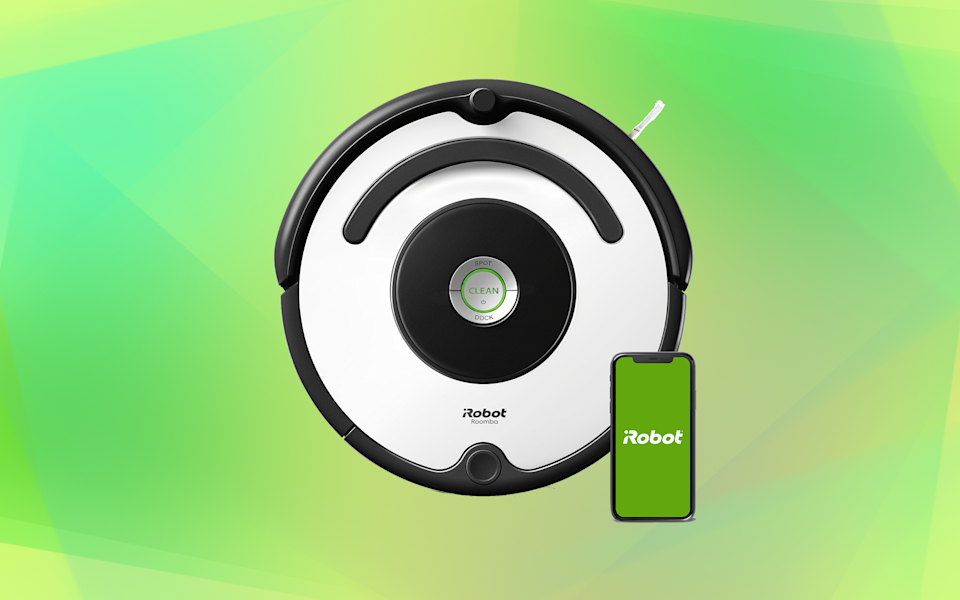Save $153 on this iRobot Roomba 670 Robot Vacuum. (Photo: Walmart)