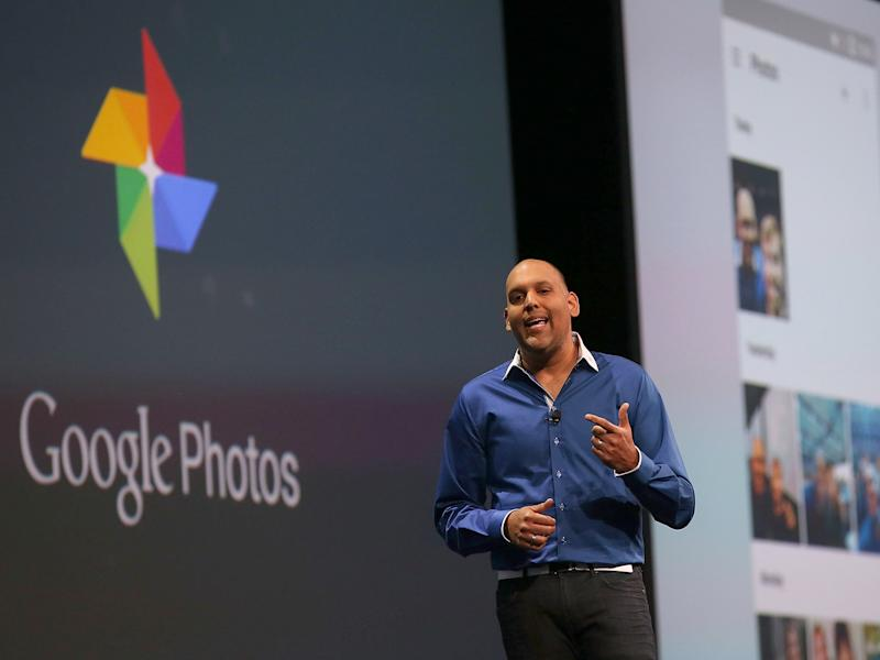 The Photos app, which was launched in 2015, is a step up from the standard Gallery app in Android: Getty Images
