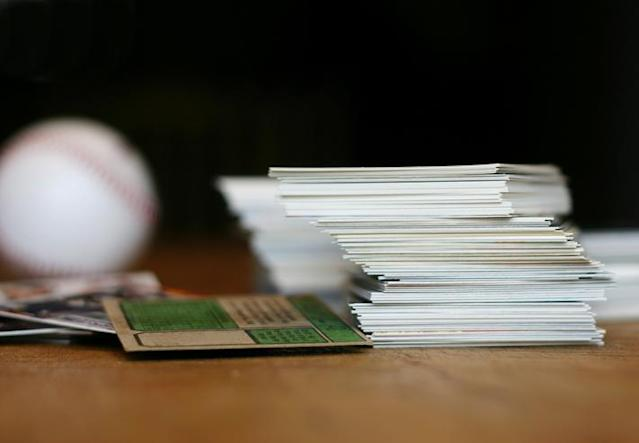 How To Find Buyers For Your Baseball Card Collection
