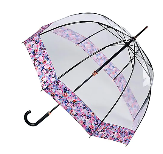 Luxe Birdcage Umbrella. Image via The Bay.
