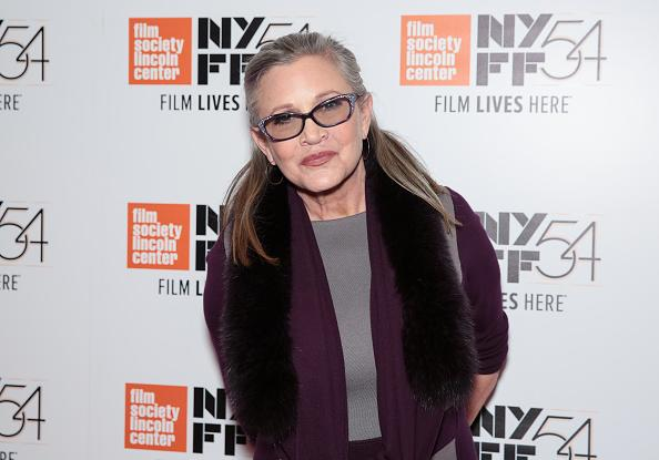 Carrie Fisher (Photo: Getty Images)