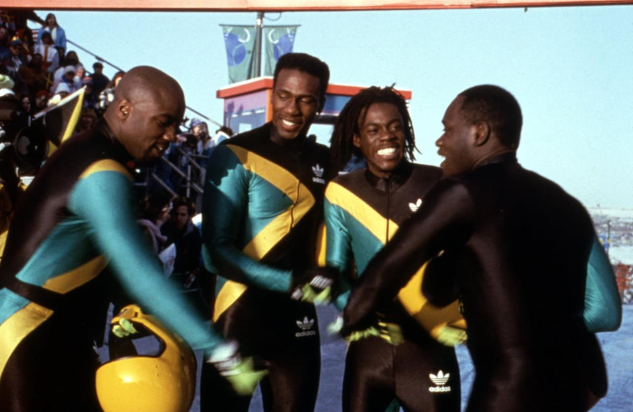 """<p>Though partially fictionalized, this feel-good Disney movie is loosely based on the Jamaica national bobsled team's competitive debut during the 1988 Winter Olympics in Calgary. Coached by Irving Blitzer (a character based on real-life American bobsledder Howard Siler), four Jamaican bobsledders get the chance to compete on the international level, despite never having seen snow.  </p> <p><a href=""""http://www.disneyplus.com/movies/cool-runnings/1zyvW8wIgqET"""" target=""""_blank"""" class=""""ga-track"""" data-ga-category=""""Related"""" data-ga-label=""""http://www.disneyplus.com/movies/cool-runnings/1zyvW8wIgqET"""" data-ga-action=""""In-Line Links"""">Watch <strong>Cool Runnings</strong> on Disney+</a>.</p>"""