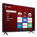 """<p>Having this big <span>TCL 43"""" Class 4K Ultra HD Roku Smart LED TV</span> ($218, originally $430) where they can watch Netflix, Hulu, and YouTube will make them so excited.</p>"""