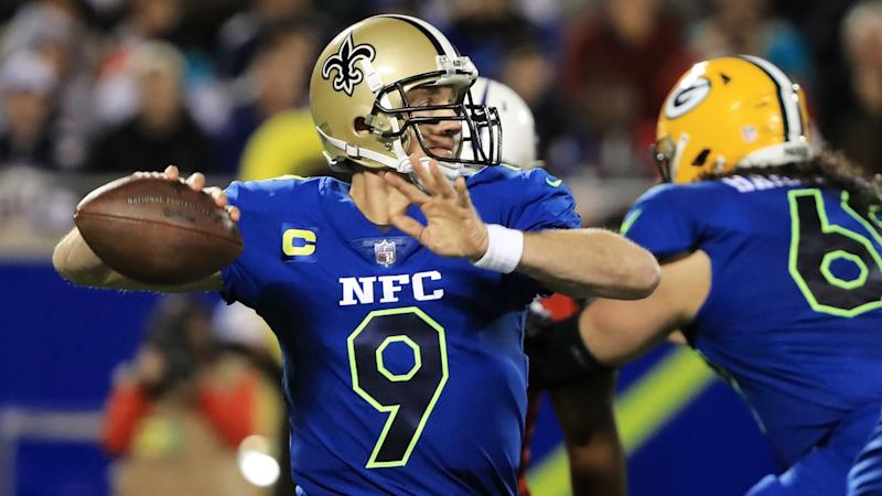 new styles 98ef0 e268a Pro Bowl 2018: Score, results, highlights from NFL's all ...