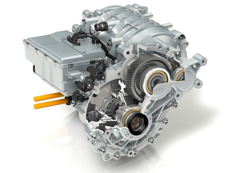 GKN's Electric Axle Sends 1475 lb-ft of Torque to the Rear Wheels
