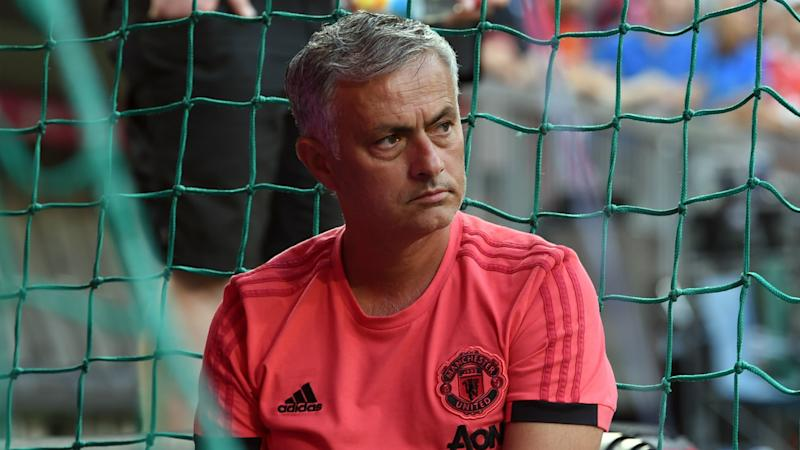 José Mourinho: I won't discuss United's failings in Brighton defeat