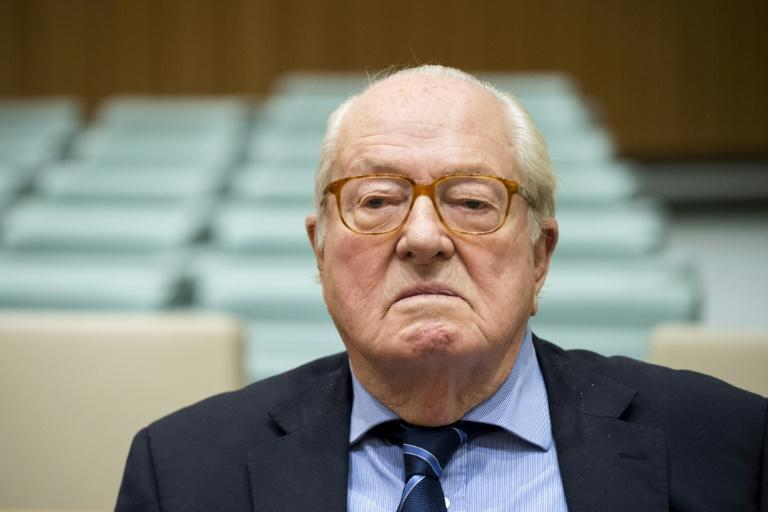 A court last year upheld Le Pen's exclusion from the party but ruled he should be allowed to remain on as honorary president