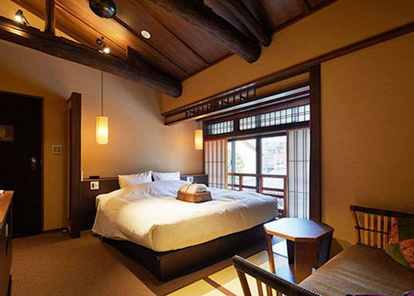 Unique Kyoto Lodgings: Kyokoyado Muromachi Yutone - A Hidden 7-Room Japanese Inn With Private Baths