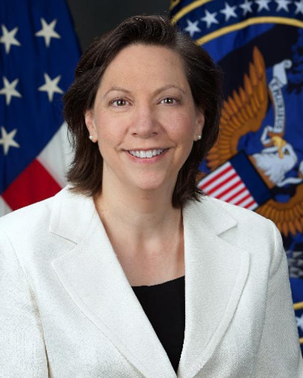 IMAGE: Beth Sanner (Office of DNI)