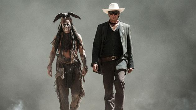 The Lone Ranger' trailer reveals why our hero wears a mask