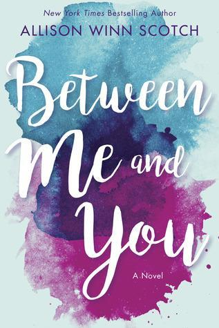 Picture of Between Me and You Book