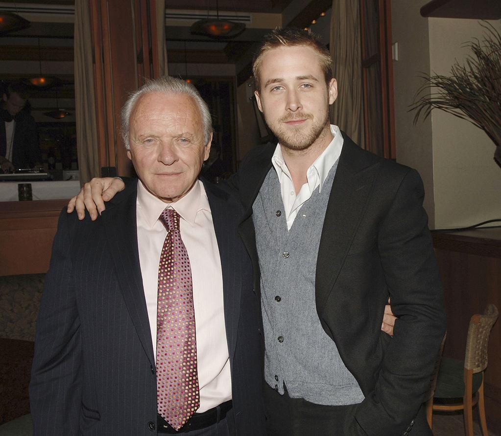 "<a href=""http://movies.yahoo.com/movie/contributor/1800011674"">Anthony Hopkins</a> and <a href=""http://movies.yahoo.com/movie/contributor/1804035474"">Ryan Gosling</a> at the Los Angeles premiere of <a href=""http://movies.yahoo.com/movie/1809417118/info"">Fracture</a> - 04/11/2007"